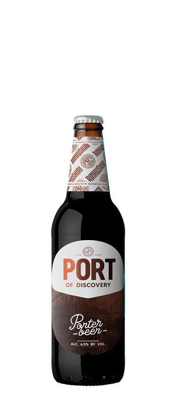 PORT OF DISCOVERY PORTER